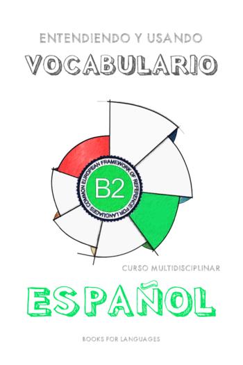 Cover image for Vocabulario Español Nivel B2