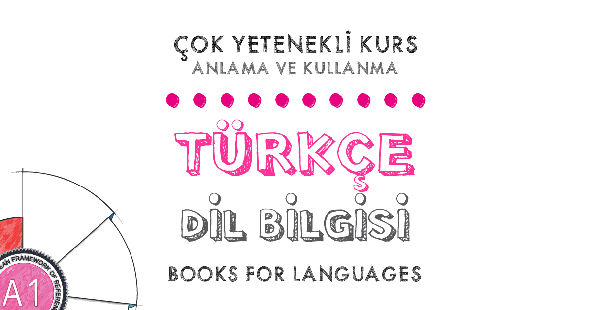 Turkish Grammar A1 Level | by Books for Languages