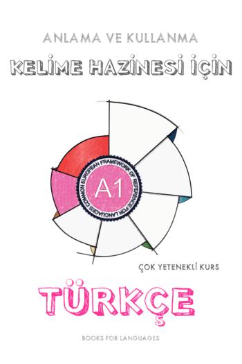 Turkish Vocabulary A1 Level için kapak görseli