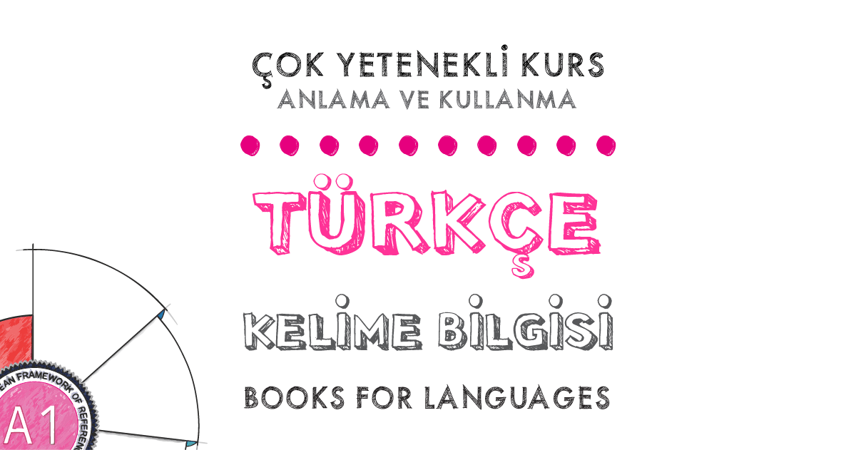 Turkish Vocabulary A1 Level | by Books for Languages