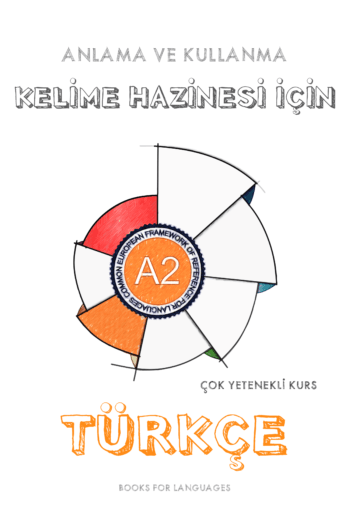 Cover image for Turkish Vocabulary A2 Level