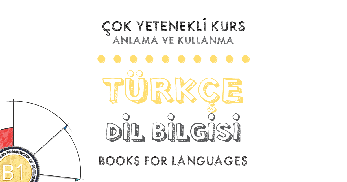 Turkish Grammar B1 Level | by Books for Languages