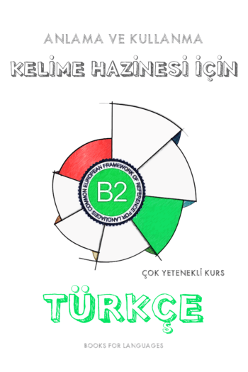 Cover image for Turkish Vocabulary B2 Level