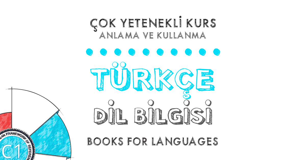 Turkish Grammar C1 Level | by Books for Languages